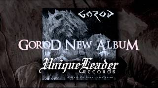 GOROD - Temple to the Art God (lyric video)
