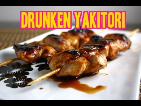 Japanese Food - Yakitori in Vietnam Saigon