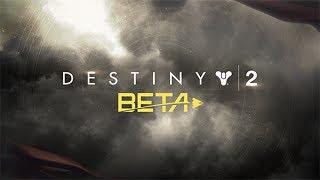 Destiny 2 オフィシャルベータローンチトレーラー [JP]