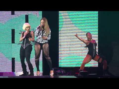 Nicki Minaj & Trina My Chick Bad  Miami