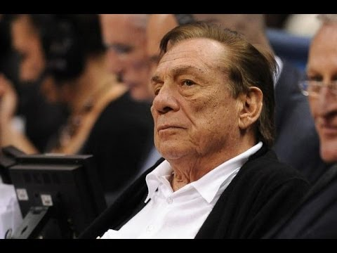Clippers Owner Donald Sterling Racist Rant