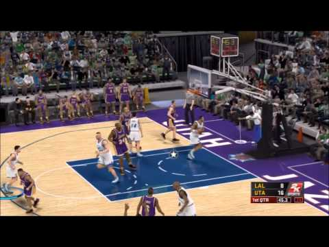 NBA 2K12 Review