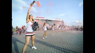 """Лето. Солнце. """"Авангард""""! Омский хоккейный Open Air собрал 25 000 болельщиков"""