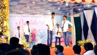 Sriram dance performance | micset