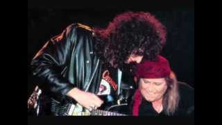 Sam Kinison and Gilbert Gottfried on the Howard Stern Show - April 12 1990