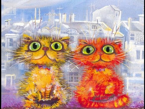 Fleur - теплые коты