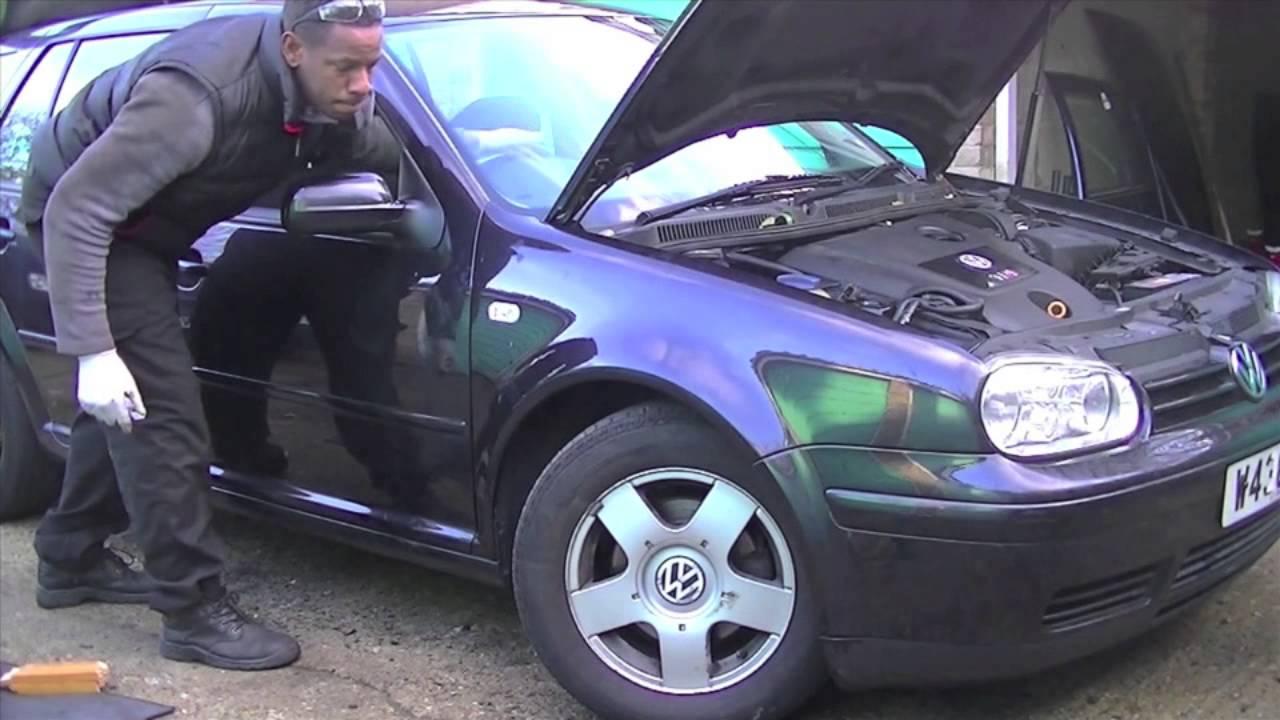 VW Golf Jetta Mk4 Build Episode 1 Fixing the Power ...