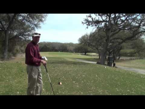 Golf Strategy   Par 4 320 Yards