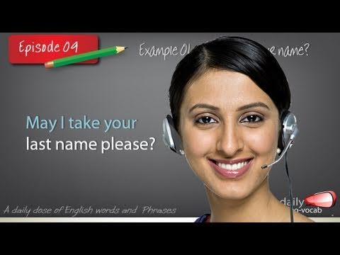 English Grammar Lessons - Daily English Vocabulary - E09 English vocabulary & phrases, english speaking online free
