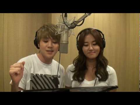 [ENG SUBS] 요섭&가윤 버전 (GaYoon + YoSeob)   - 'What I Want To Do If I Have A Lover'