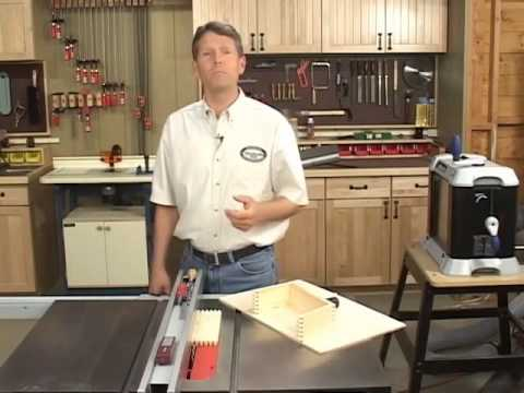 How to use Woodsmith Box Joint Jig