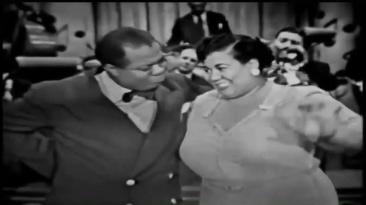 Memória: Louis Armstrong!