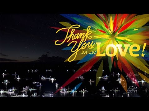 Abs-cbn Artists - Thank You For The Love Christmas Stationid 2015