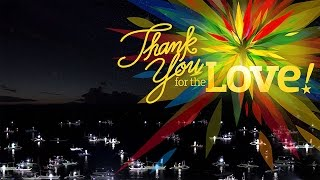 ABS-CBN Christmas Station ID 2015 Thank You For The Love