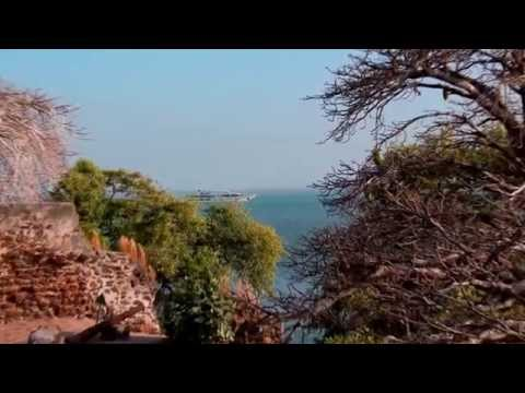 Trip to Senegal and Gambia River 2014 on Mega yacht, Full HD, Part I