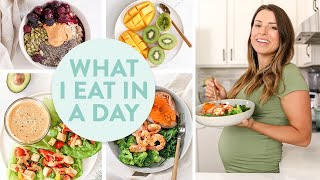 WHAT I EAT IN A DAY | Healthy & Easy Summer Meals