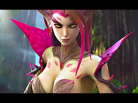 LEAGUE OF LEGENDS Cinematic Trailer 2014 - A New Dawn Music Videos