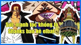 Shanks bảo hộ tộc khổng lồ Elbaf và tầm quan trọng của họ