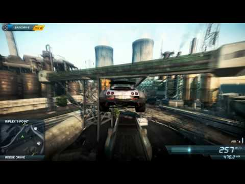 Need For Speed Most Wanted 2012 Best Moments