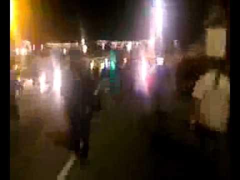 La To Ferguson Solidarity March Pt Unu Youtube