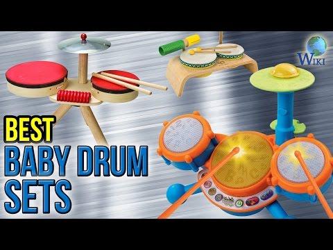 6 Best Baby Drum Sets 2017