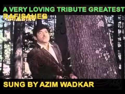 MOHABBAT KE SUHANE DIN BY AZIM WADKAR