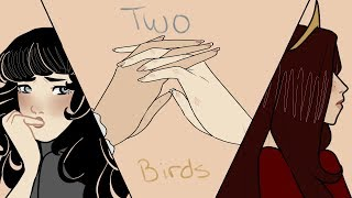Two Birds || OC Animatic (Colored)