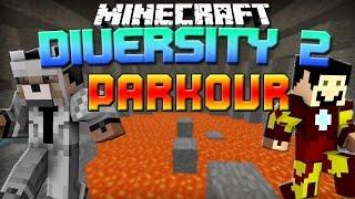 Minecraft Custom Map: Diversity 2, PARKOUR Episode 5