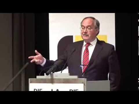 """Referat a. Bundesrat Samuel Schmid """"Augen auf - Wahl ist Kauf"""", 2011"""