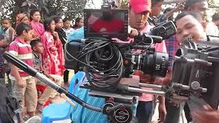 Shakib Khan   Apu Biswas   Mousumi   Bangla Movie   Shooting 2017 HD
