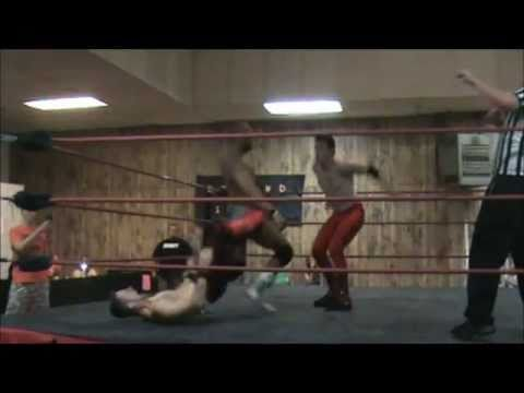 The Kentucky Buffet (Matt Cage and Alex Castle) vs Infinity (Tony G and Jordan Edwards)