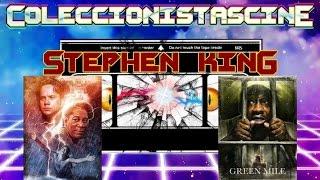 ColeccionistasCine - Cadena perpetua y la milla verde de Stephen King