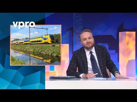 De NS, Mansveld en ProRail - Zondag met Lubach (S03)