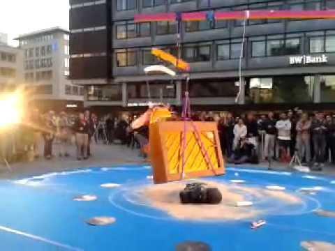 William Hunt - Live-Performance - Sound in Motion . Stuttgart