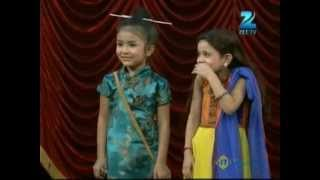 India's Best Dramebaaz March 30 '13 - Avani & Anamitra