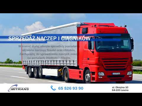 Transport Spedycja Transport Międzynarodowy Leszno Mitrans