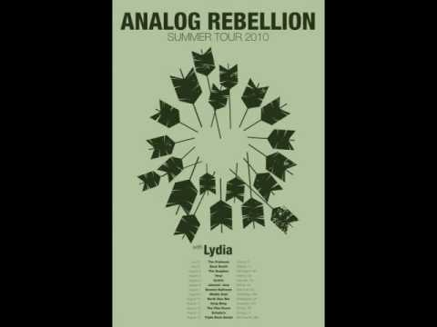 Analog Rebellion - I Am A Ghost