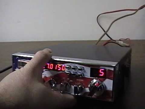 Texas Ranger RCI TR-696FD1 Freedom One CB Radio Video Review