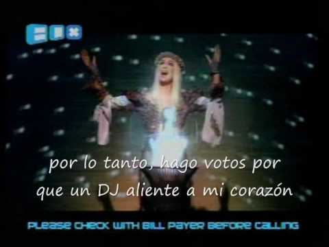 Cher - The music is no Good Whitout You - con  Subtitulos en Español