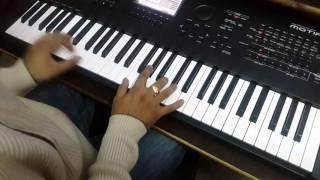 Keyboard Cover - Sachin Jigar - MTV Unplugged Season 4 - 'Gulabi' - Vikrant Puri