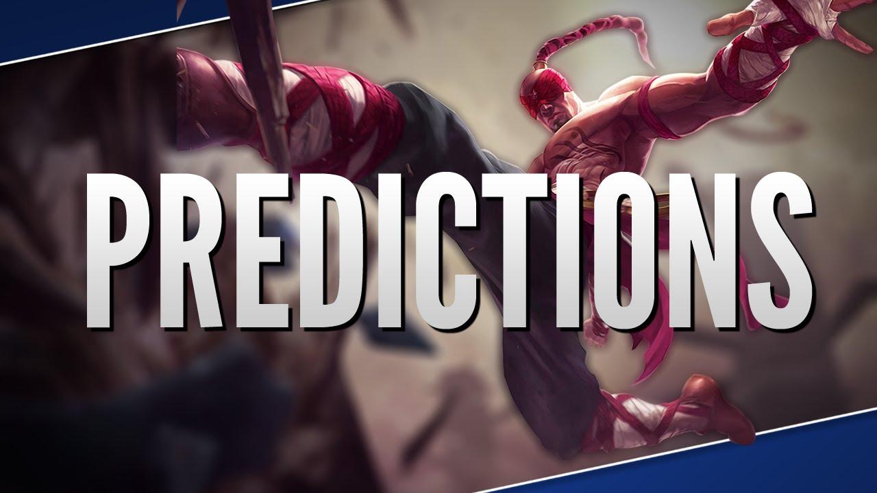 League Of Predictions - League Of Legends Montage