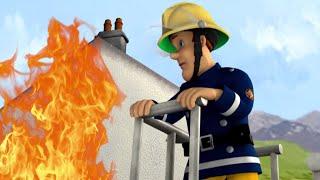 حلقات جديدة من سامي رجل الإطفاء | فاتن | حلقة كاملة من سا