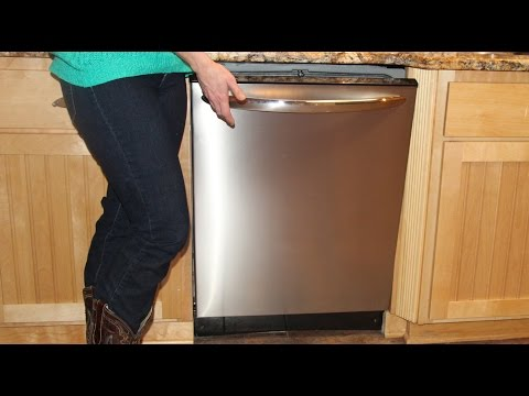 FRIGIDAIRE GALLERY Dishwasher FGID2466 Top Control Product Review 👈