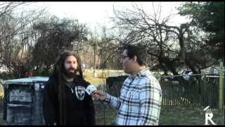 SHADOWS FALL (BRIAN FAIR) Interview