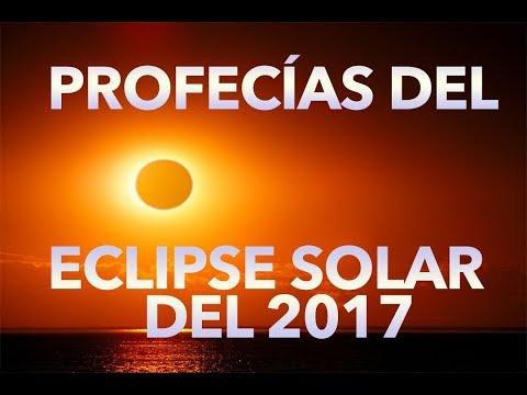 PROFECÍAS BÍBLICAS DEL ECLIPSE SOLAR DEL 21 DE AGOSTO DEL 2017
