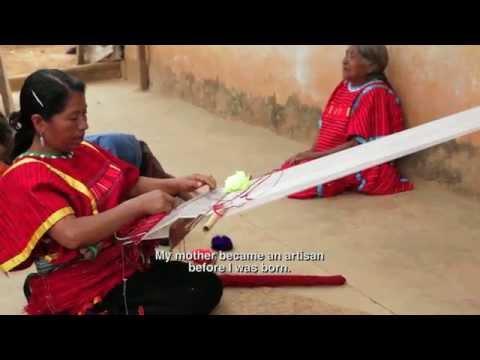 Mujeres Triquis de Oaxaca