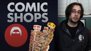 An Ode To Comic Shops