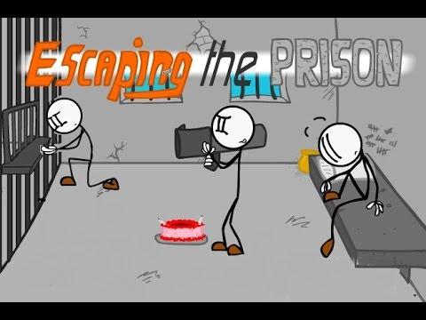 Грандиозный побег из тюрьмы | Escaping the prison