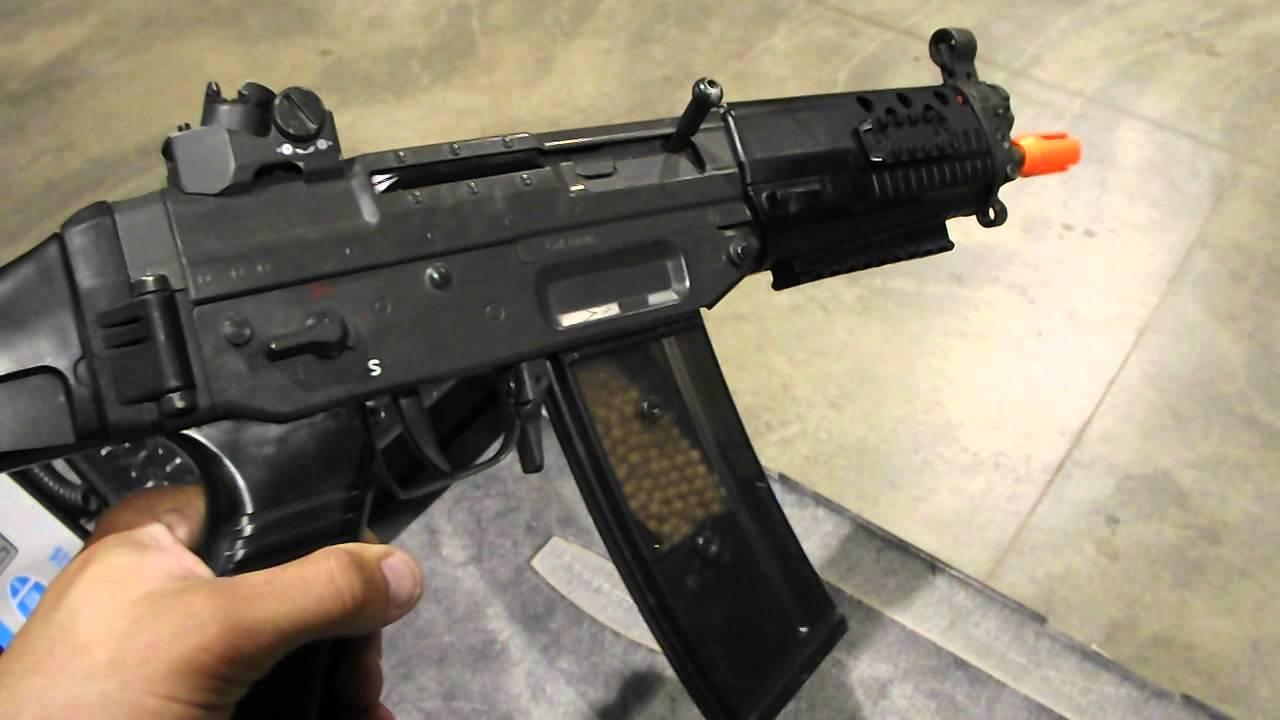 SG 5521 Commando Repair  iFixit