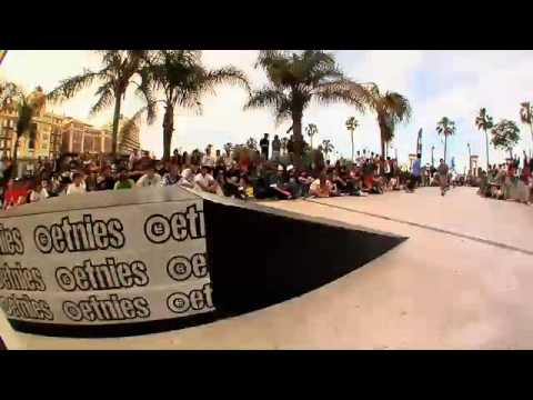 Etnies Malaga Demo Clip Video